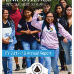Diné College Annual Report - 2018