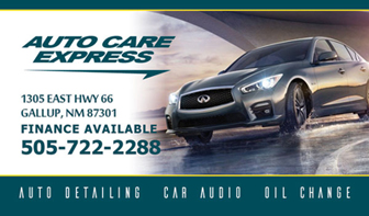 Auto Care Express - Auto Detail and Car Audio Gallup New Mexico