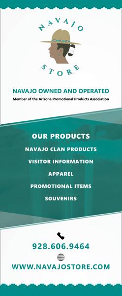 Navajo Store Banner