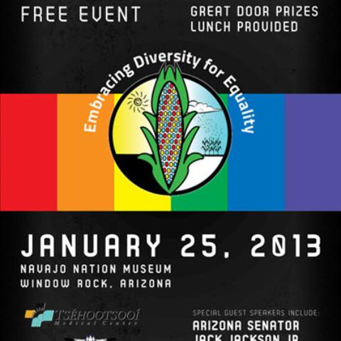 Tséhootsooí Medical Center - LGBTQ Symposium-Poster