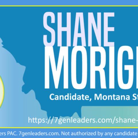 Facebook Shane Morigeau Montana Candidate